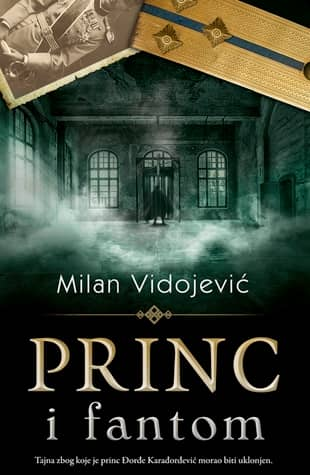Princ i fantom - Milan Vidojević