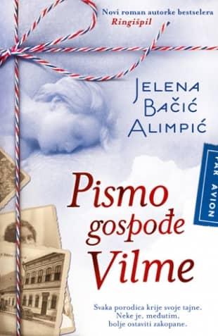 PISMO GOSPODJE VILME - Jelena Bacic Alimpic