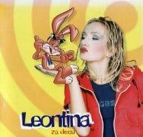 CD-LEONTINA ZA DECU - Leontina Vukomanović