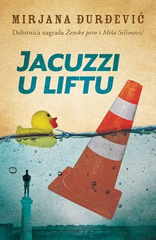 JACUZZI U LIFTU - Mirjana Đurđević