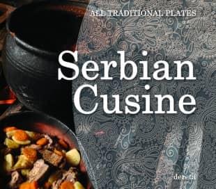 SERBIAN CUSINE - Olivera Grbić