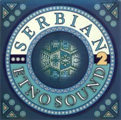 SERBIAN ETNO SOUND, 2 CD