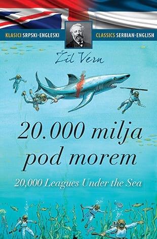 20.000 MILJA POD MOREM – 20.000 LEAGUES UNDER THE SEA-Žil Vern