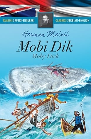 MOBI DIK – MOBY DICK - Herman Melvil