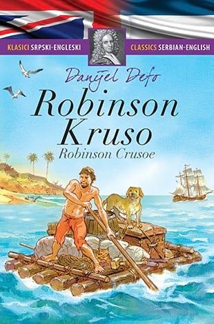 ROBINSON KRUSO – ROBINSON CRUSOE - Danijel Defo