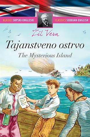 TAJANSTVENO OSTRVO – THE MYSTERIOUS ISLAND-Žil Vern