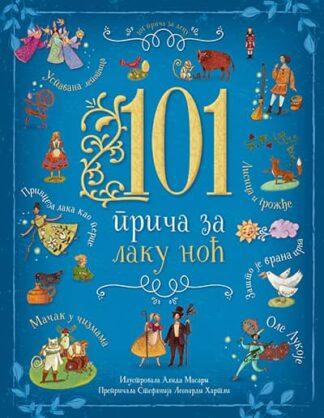 101 PRIČA ZA LAKU NOĆ-Stefanija Leonardi Hartli