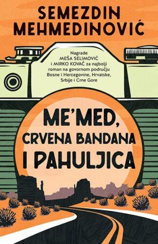 Me'med, crvena bandana i pahuljica - Semezdin Mehmedinović